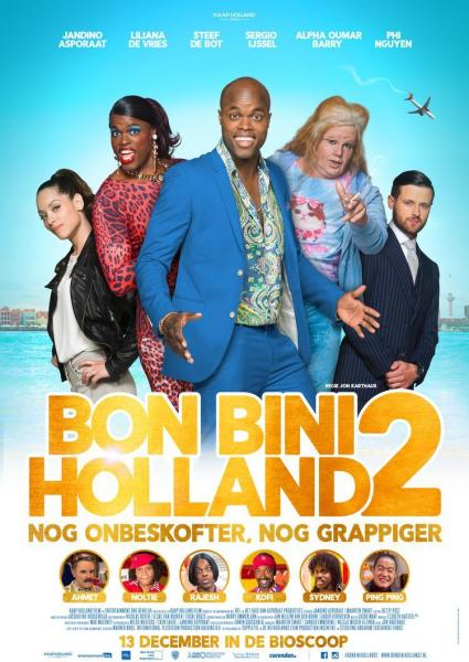 Bon Bini Holland 2. Nog onbeskofter, nog grappiger.