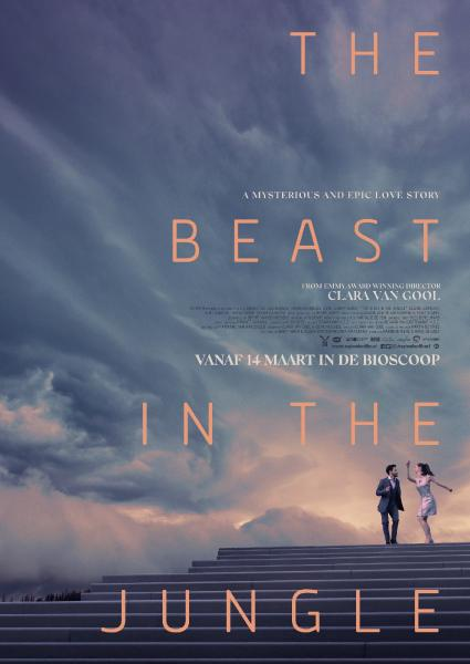 Poster van The Beast in the Jungle (EN)