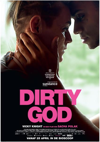 Poster van Dirty God (EN)