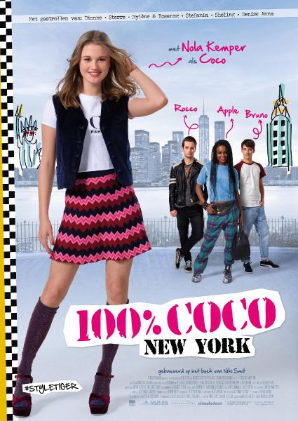 Poster van 100% Coco New York