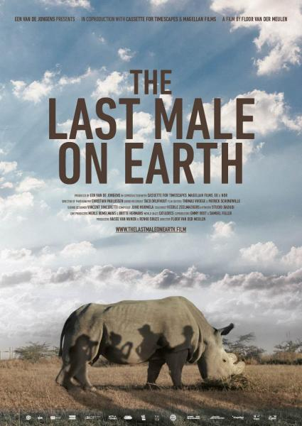 Poster van The Last Male on Earth (EN)