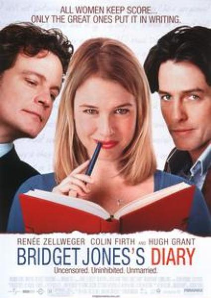 Poster van Bridget Jones's Diary (EN)