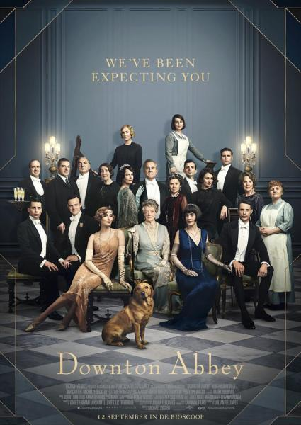 Poster van Downton Abbey (EN)