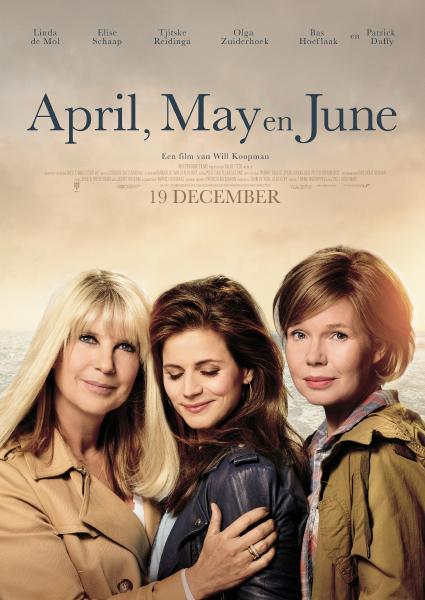 Poster van April, May en June