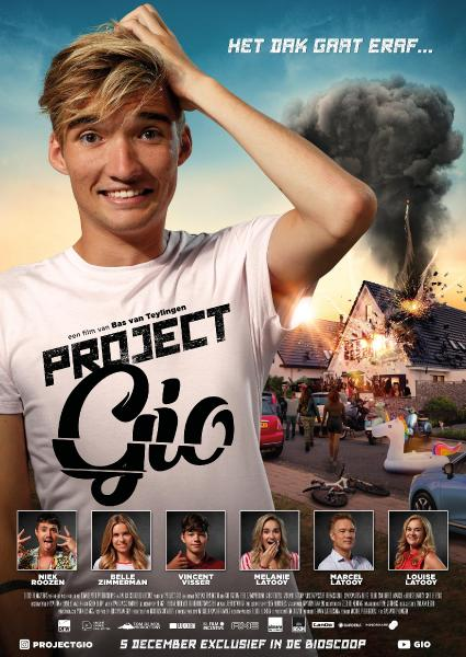 Poster van Project Gio