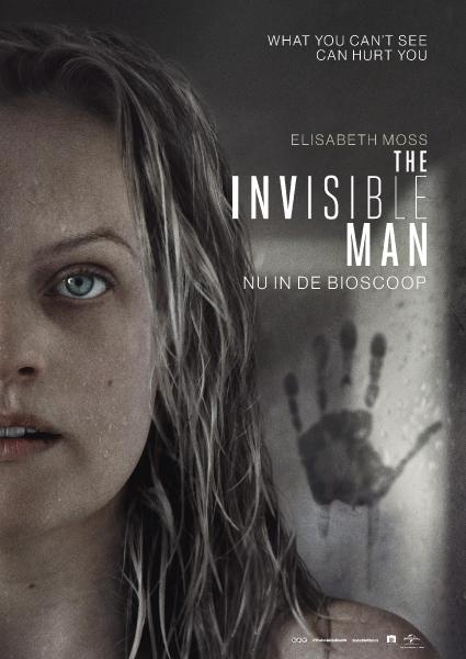 Poster van The Invisible Man (EN)