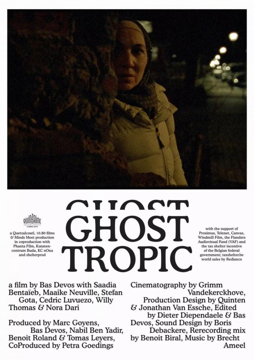 Poster van Ghost Tropic